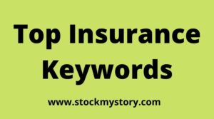 Top Insurance Keywords